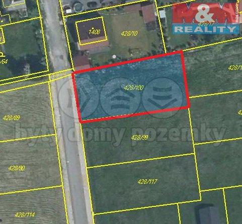 Prodej, stavební pozemek, 1021 m2, Šťáhlavy