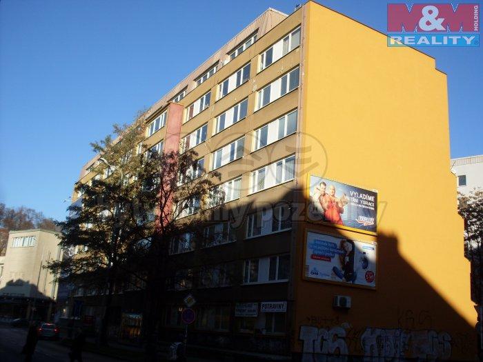 Pronájem, obchodní prostor 56 m2, Praha 3 - Žižkov