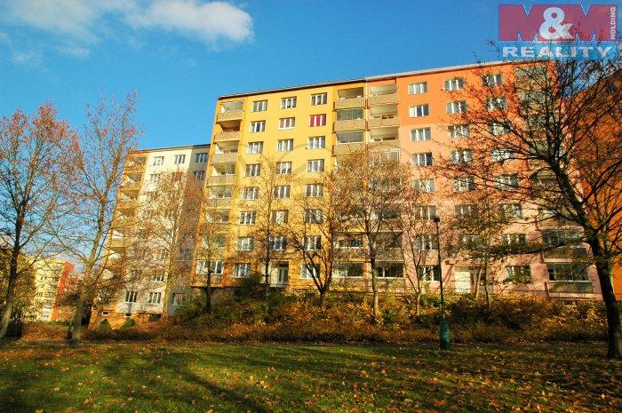 Prodej, byt 1+1, 38 m2, Karlovy Vary, ul. Sibiřská