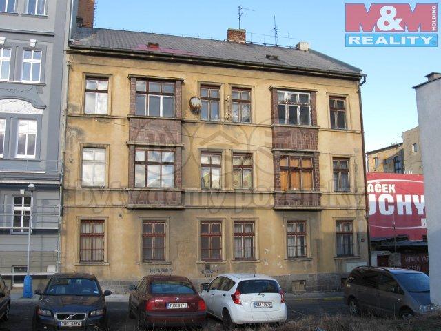 Prodej, nájemní dům, Teplice - centrum