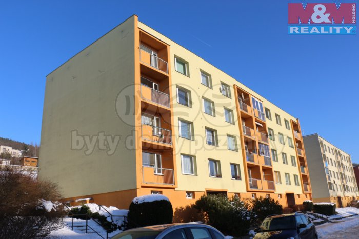 Prodej, byt 1+1, 38 m2, OV, Ústí nad Labem, ul. Šumavská