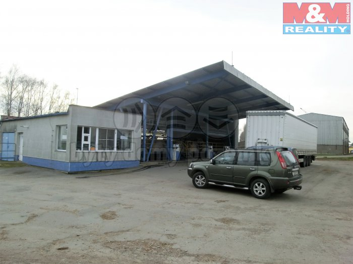 Prodej, čerpací stanice, 4847 m2, Rokytno