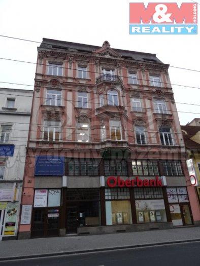 Pronájem, byt 2+1, 72 m2, OV, Ústí nad Labem, ul. Hrnčířská