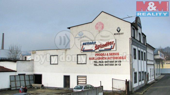 Prodej, nájemní dům, 1204 m2, OV, Ústí nad Labem, Neštěmice