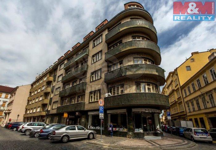 Byt, 3+kk, 95 m2, Praha 1 - Staré Město, ul. Krocínova