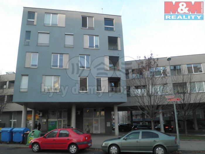 Prodej, obchodní prostory, 86 m2, Praha 9 - Letňany
