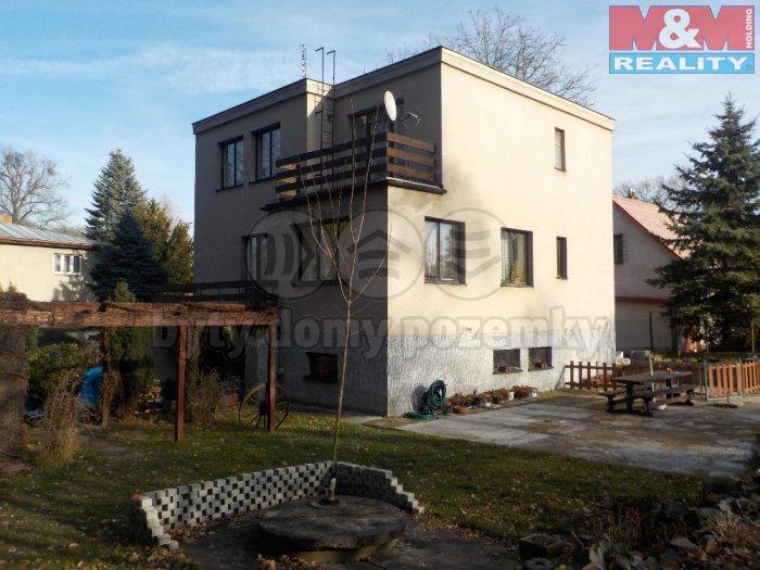 Prodej, rodinný dům, 270 m2, Praha 9 - Újezd nad lesy
