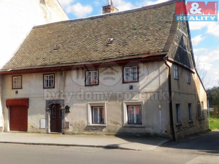 Prodej, rodinný dům 210 m2, Jablonné v Podještědí