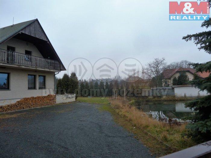 Prodej, rodinný dům 6+1, 295 m2, Praha 4 - Písnice