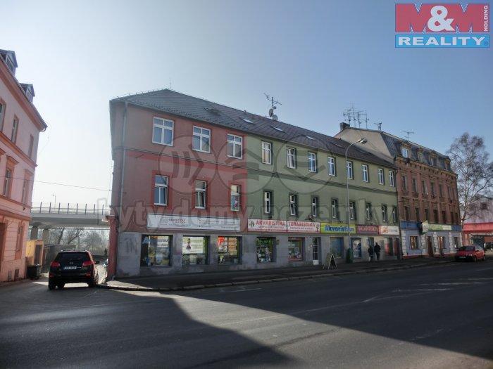 Pronájem, byt 3+1, 79 m2, Karlovy Vary, ul. Sokolovská