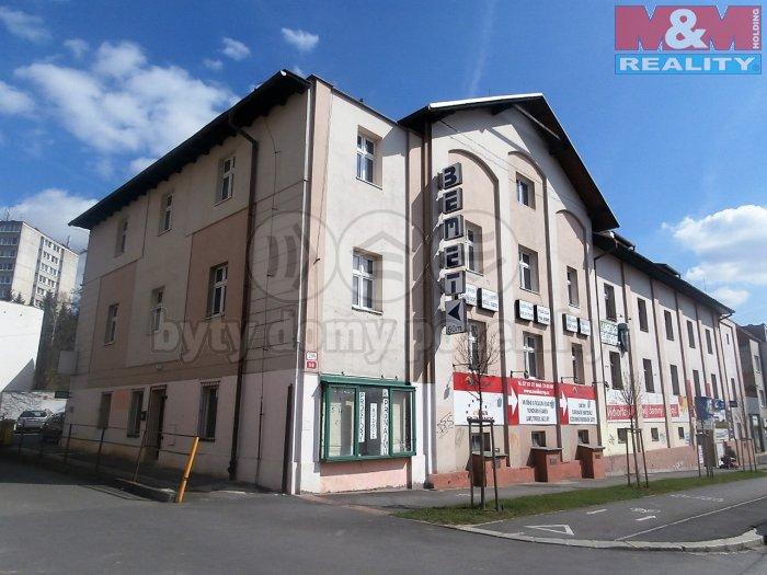 Pronájem, kancelářské prostory, 56 m2, Plzeň
