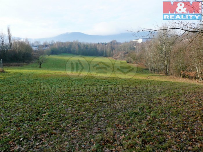 Prodej, pole, 38534 m2, Liberec, Františkov u Liberce