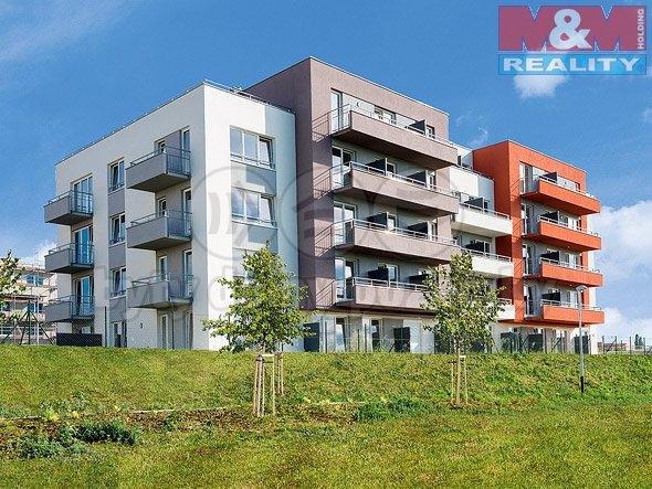 Prodej, byt 1+kk, 38 m2, Praha 9 - Letňany