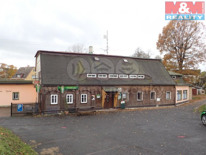 Prodej, penzion, 4686 m2, Horní Podluží