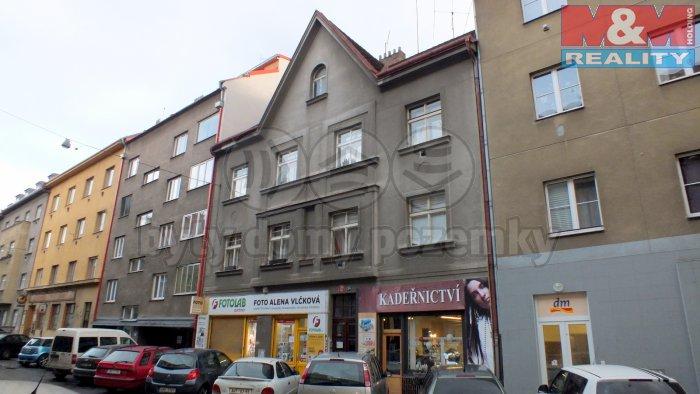 Prodej, obchodní prostory, 84 m2, Praha 10 - Strašnice
