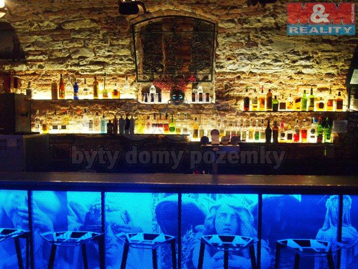 Pronájem, bar, 120 m2, Praha 1, ul. Anenská