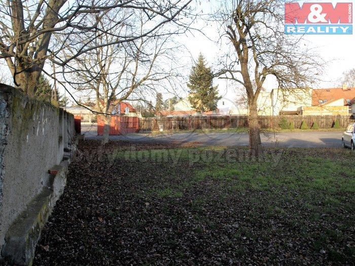 Prodej, stavební pozemek 3135 m2, Praha 9 - Kbely