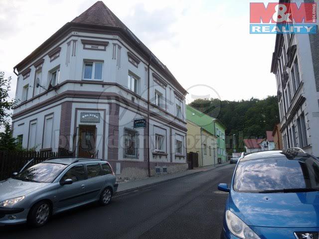 Prodej, rodinný dům 6+2+komerce, 831 m2, Litvínov