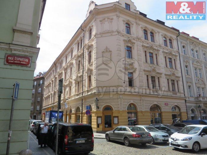 Pronájem, kancelář, 17 m2, Praha 1 - Nové Město