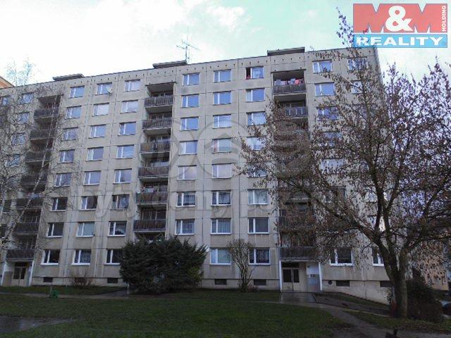 Prodej, byt 1+1, 35 m2, OV, Ústí nad Labem, ul. J. Plachty