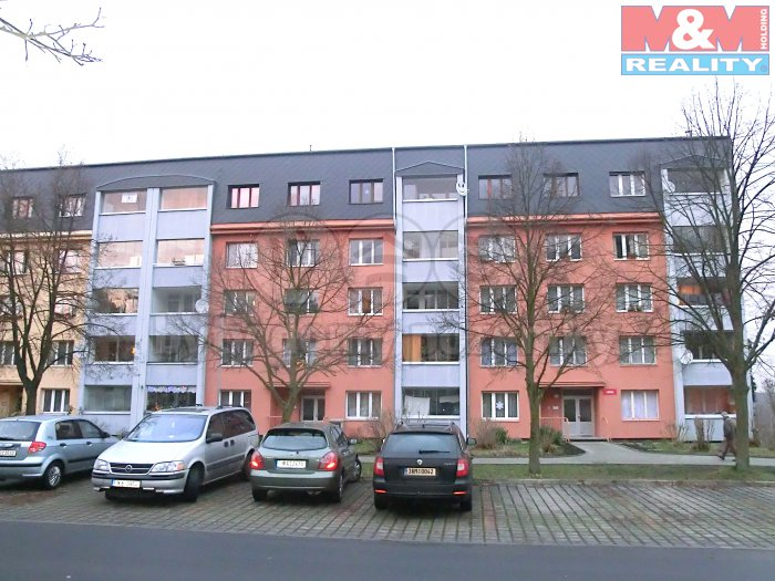 Prodej, byt 1+1, OV, 38 m2, Karlovy Vary, ul. Lidická