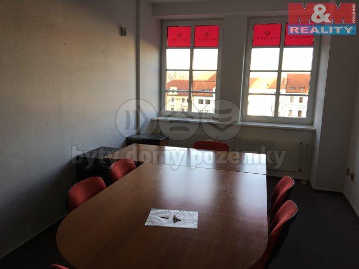 Pronájem, kanceláře, 65 m2, Klatovy