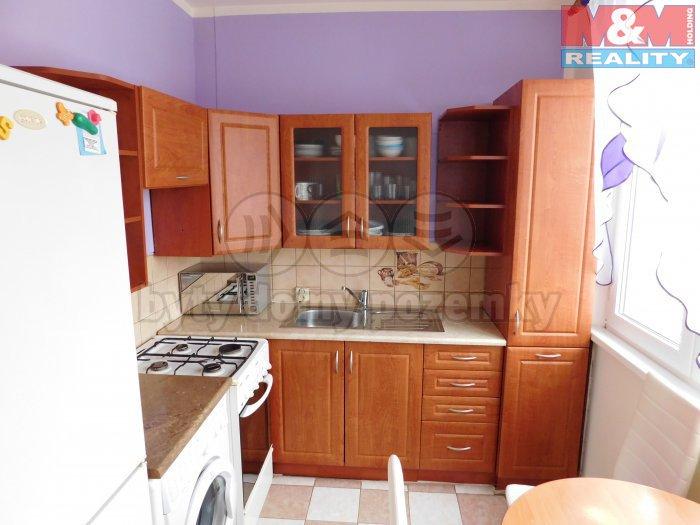 Prodej, byt 2+1, 55 m2, Ostrov, ul. Kollárova