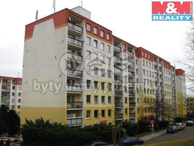 Pronájem, byt 2+1, 47 m2, Ústí nad Labem, ul. Spartakiádní
