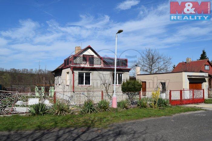 Prodej, rodinný dům 4+1, Lubenec