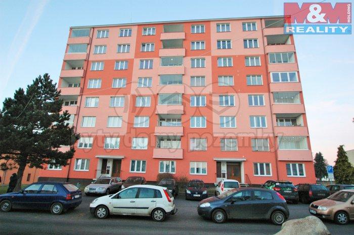 Prodej, byt 2+1, 52m2, Toužim, ul. Sídliště
