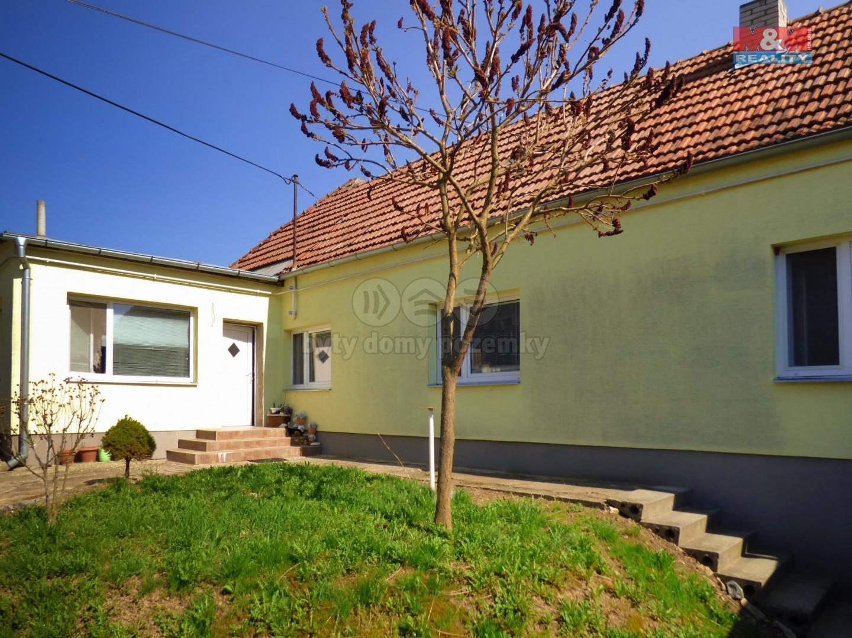 Prodej, rodinný dům 3+1, Ždánice, Hodonín