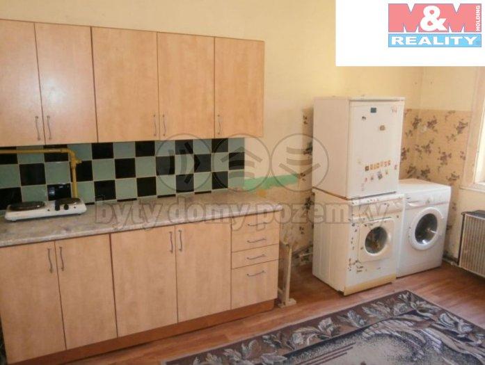 Prodej, byt 1+1, 40 m2, OV, Karlovy Vary, ul. K. Čapka