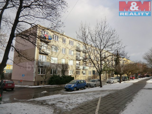 Prodej, byt 2+1, 58 m2, OV, Louny, ul. Přemyslovců