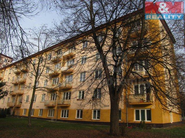 Pronájem, byt 2+1, OV, 52 m2, Ústí nad Labem, ul. Kosmonautů