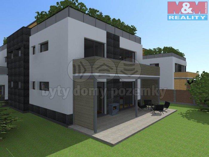 Prodej, rodinný dům, 400 m2, Praha 5 - Hlubočepy