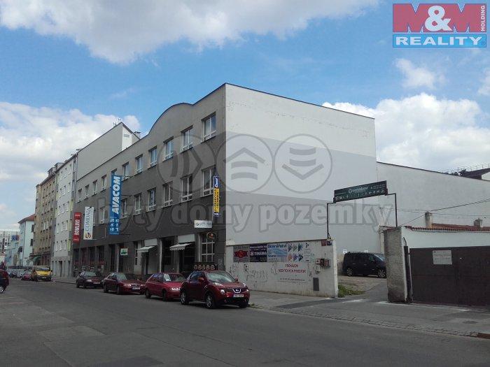 Pronájem kancelář, 49 m2, Praha - Libeň