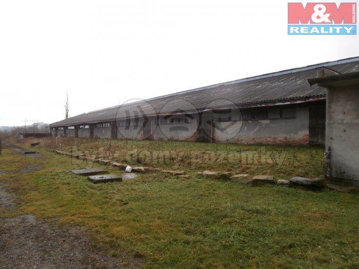 Prodej, část areálu 10581 m2, Jeřmanice