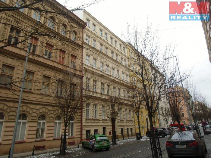 Pronájem, komerční prostor, 50 m2, Praha 2 - Vinohrady