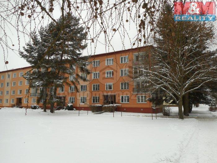 Prodej, byt 2+1,49 m2,Mariánské Lázně, ul. Hroznatova