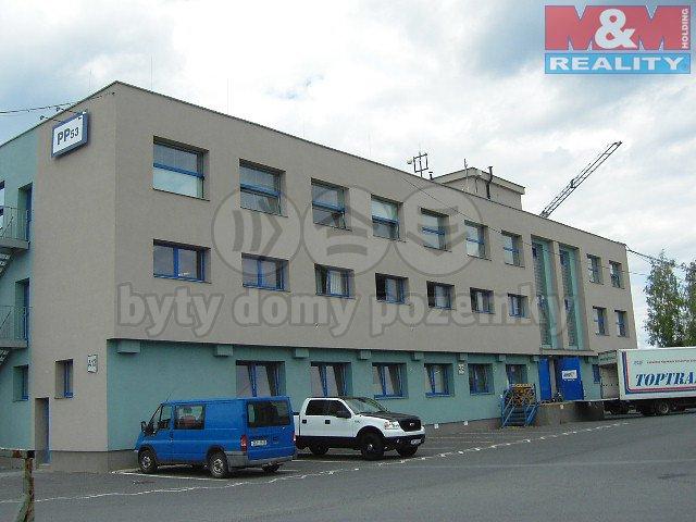 Pronájem, kancelář, 41 m2, Praha 10 - Dolní Měcholupy