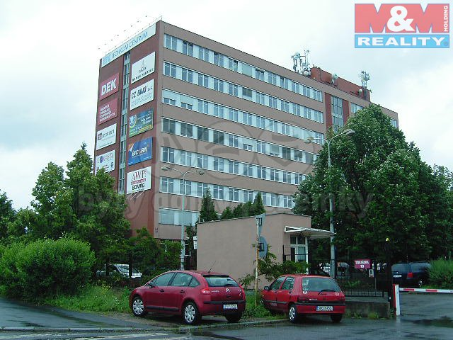 Pronájem, kancelář, 103 m2, Praha 10 - Malešice