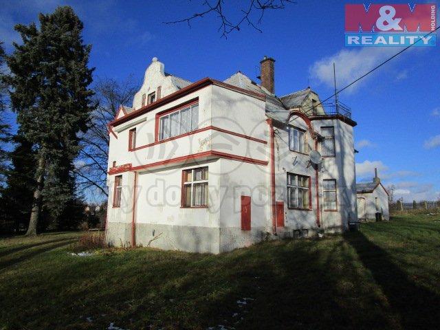 Prodej, rodinný dům, 299 m2, Hranice u Aše