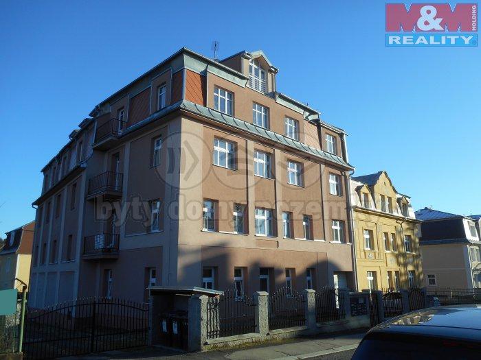 Prodej, byt 2+1, 39 m2, Mariánské Lázně, ul. Křižíkova