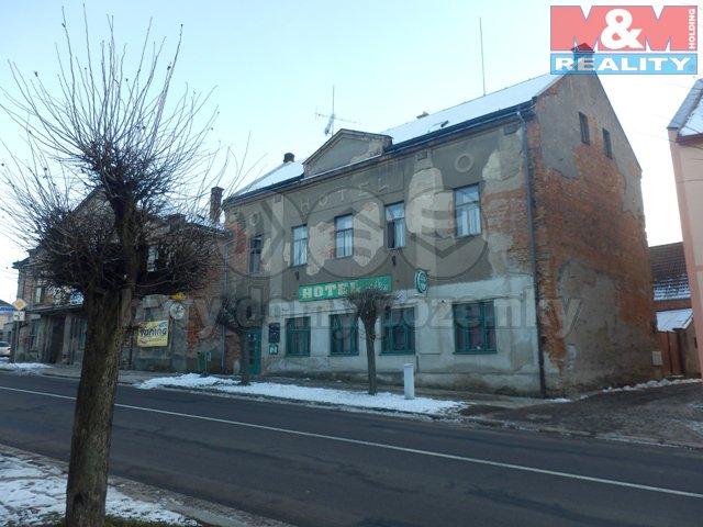 Prodej, restaurace a ubytování, 900 m2, Vamberk