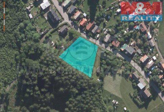 Prodej, pozemek, 2450 m2, Lomnice nad Popelkou
