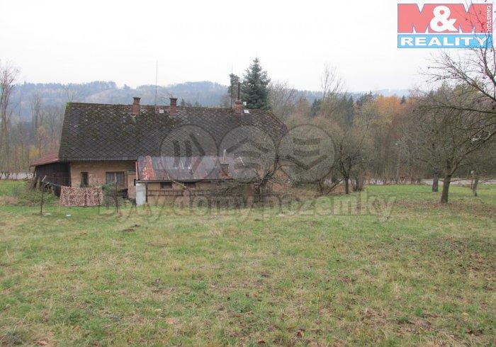 Prodej, pozemek, 3941 m2, Semily