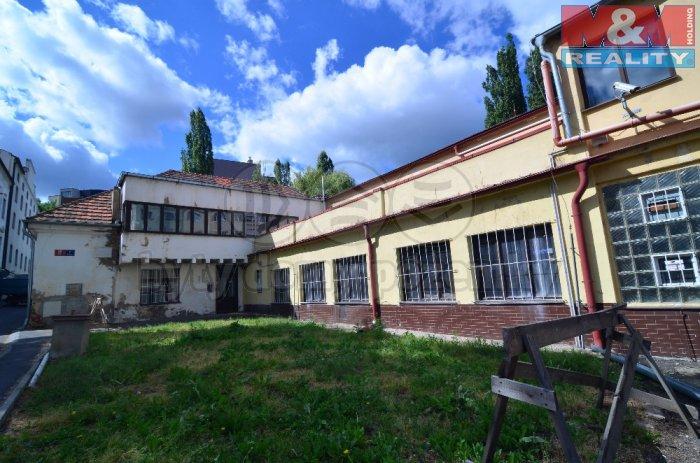Prodej, obchodní objekt, 653 m2, Praha 5 - Košíře