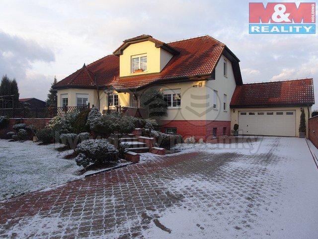 Prodej, rodinný dům 6+kk, 327 m2, Budyně nad Ohří