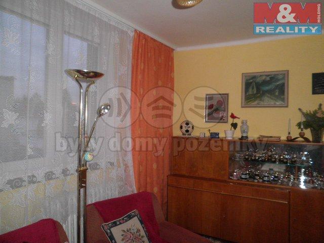 Prodej, byt 3+kk, 52 m2, OV, Litoměřice, ul. Družstevní