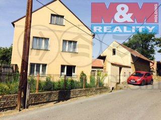 Prodej, rodinný dům, Mšené-lázně, Ředhošť